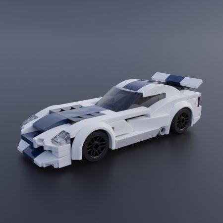 Dodge Viper GTS-R 2017