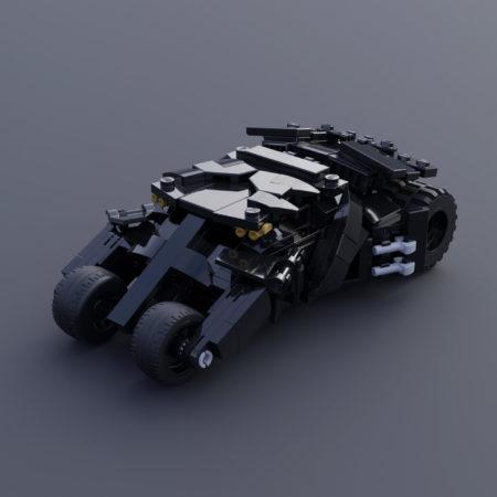 The Tumbler (black)