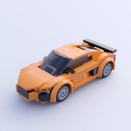 Audi R8 Coupé (Avengers: Age of Ultron)