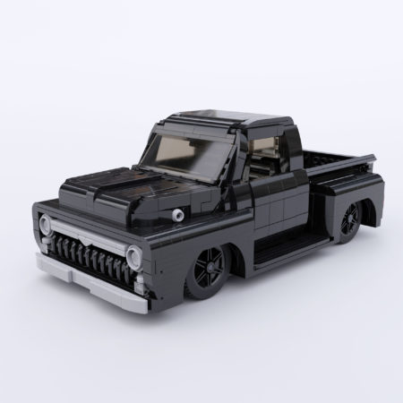 1955 Ford F-100 (The Expendables)