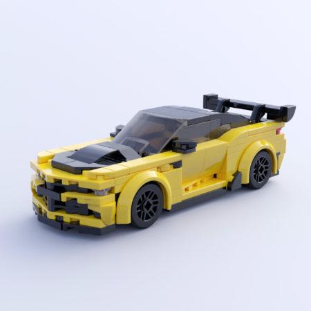 2016 Bumblebee Camaro