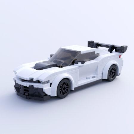 Chevrolet Camaro ZL1 Coupé White