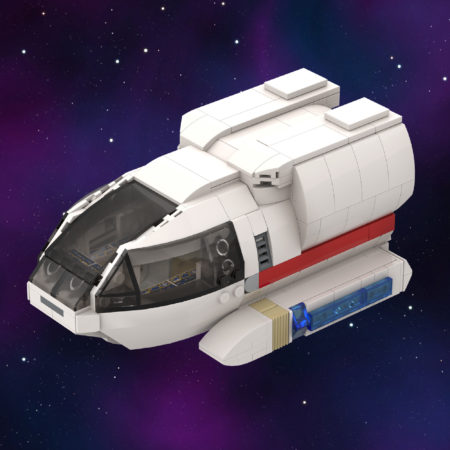 Type 6 Shuttlecraft (Star Trek: TNG)
